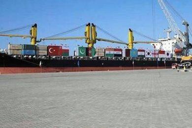 Chabahar Port – courtesy The Hindu Online