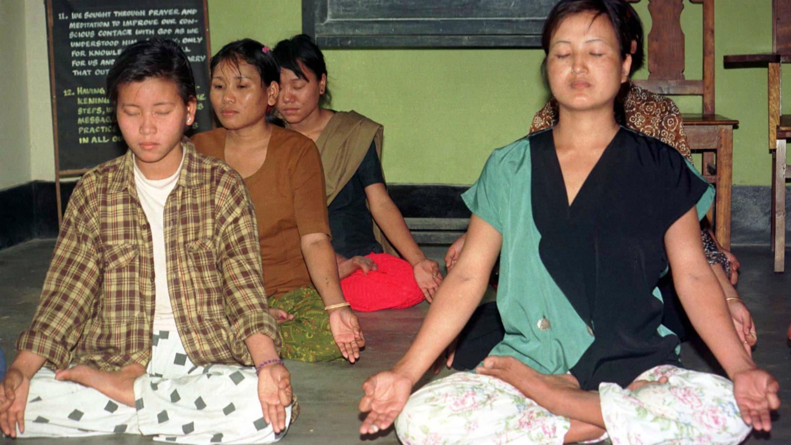 Tech fatigue is nudging Indian millennials towards vipassana meditation