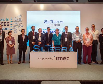 Photo – Global experts from Europe, US and Asia, who presented at the Semiconductors in Life Sciences Symposium