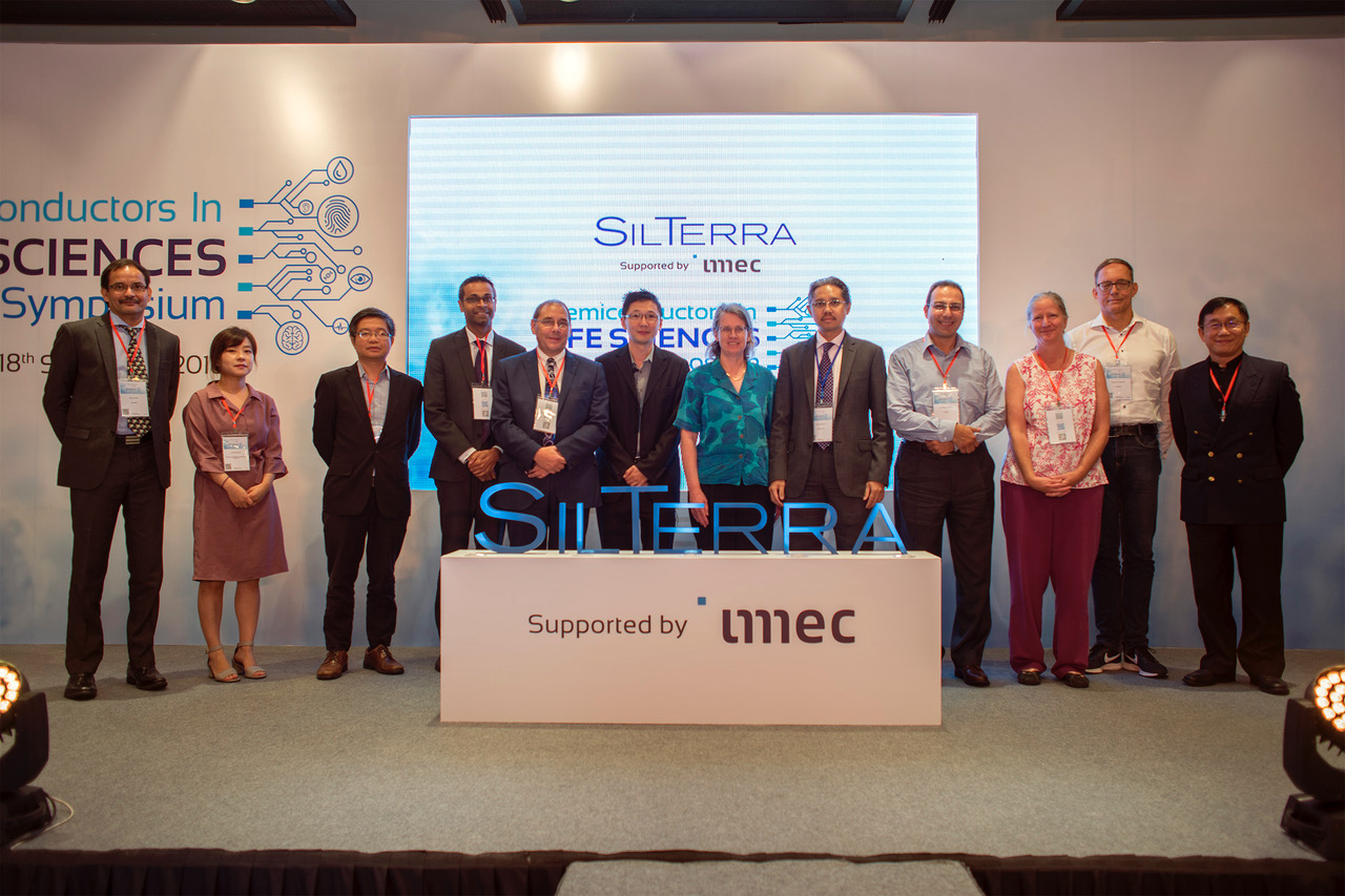 Health Technology Drives SilTerra Malaysia's New Revenue Stream