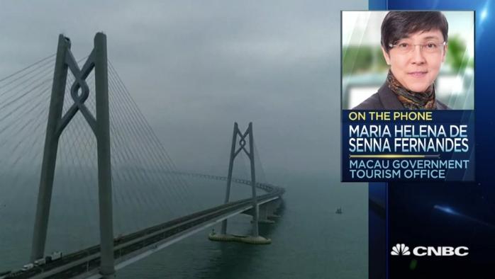 The potential impact of the Hong Kong-Zhuhai-Macau bridge