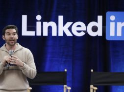 Jeff Weiner of Linkedin