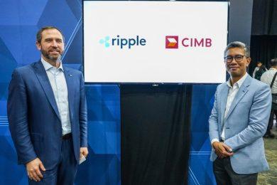 Ripple-CIMB