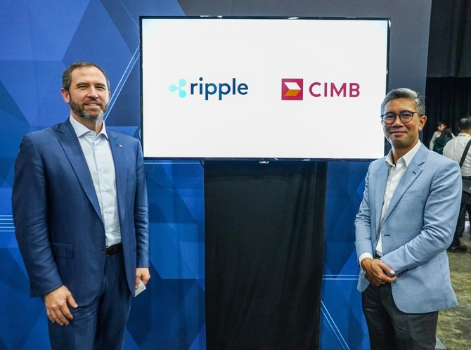 CIMB Group joins RippleNet to power instant payments across ASEAN