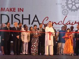 make in odisha conclave group shot