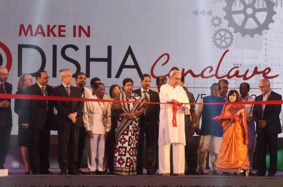 Odisha to become global hub for industries in some sectors