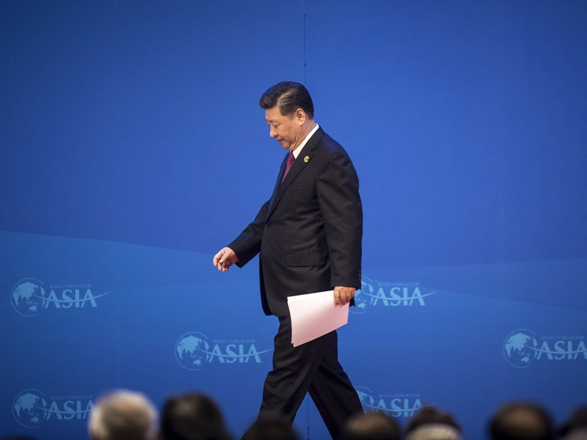 Xi to face world tired of empty promises at China trade fair