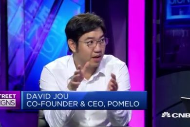 David Jou, CEO of Pomelo