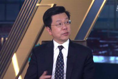 Kai-fu Lee, Author of AI Super Powers