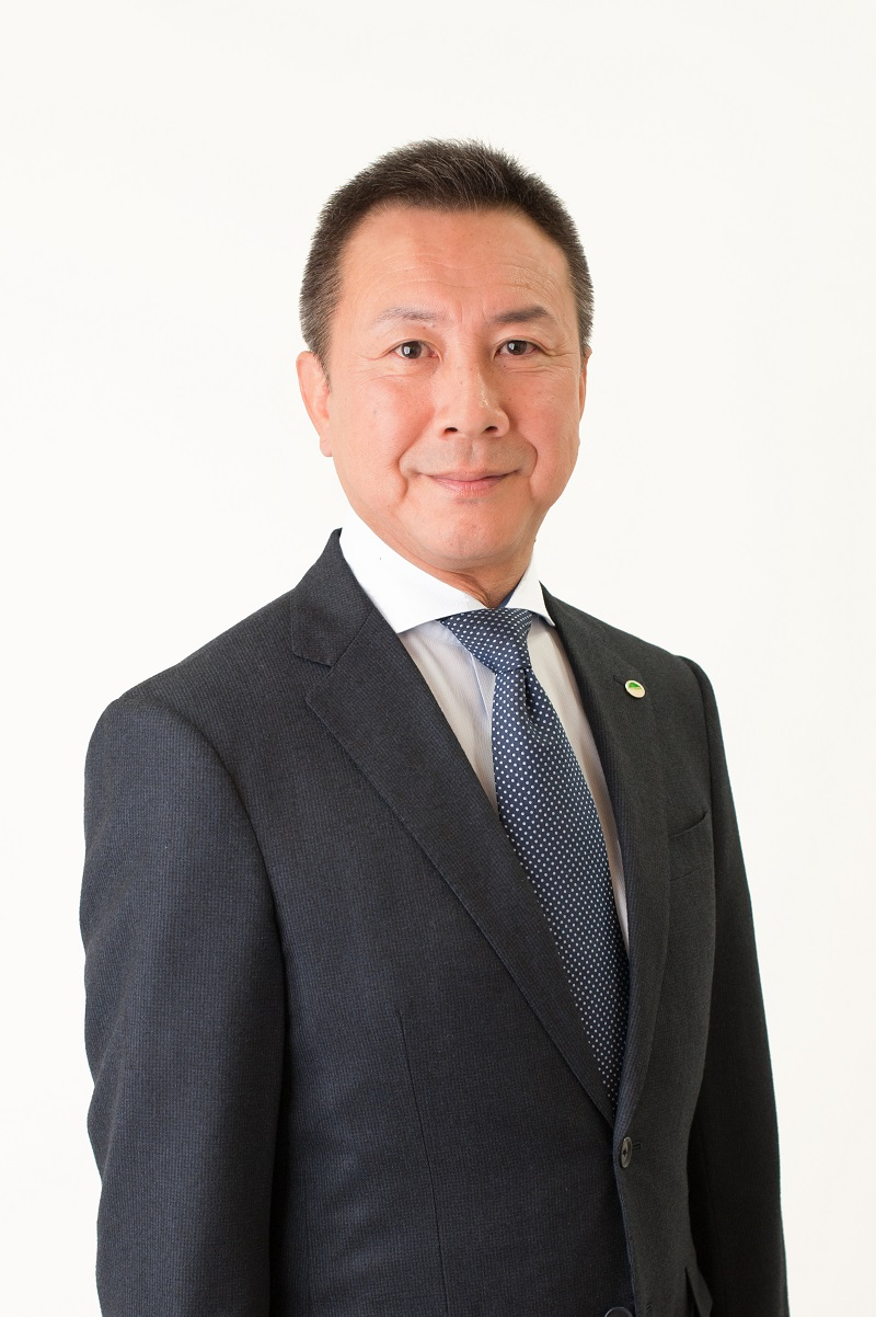 HSS Names Naofumi as New Chairman