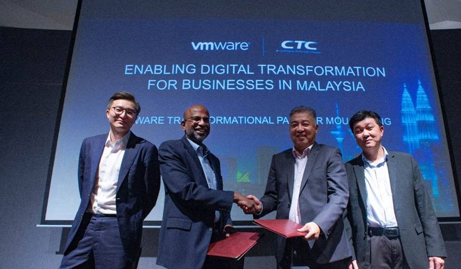 "VMware-CTC Partnership  Drives Cloud ""As-A-Service"" Solutions"