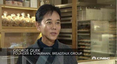 Breadtalks George Quek