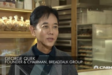 Breadtalks George Quek