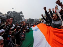 India protests against CAB 1 – courtesy PRI Public Radio International