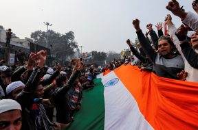 India protests against CAB 1 – courtesy PRI Public Radio International
