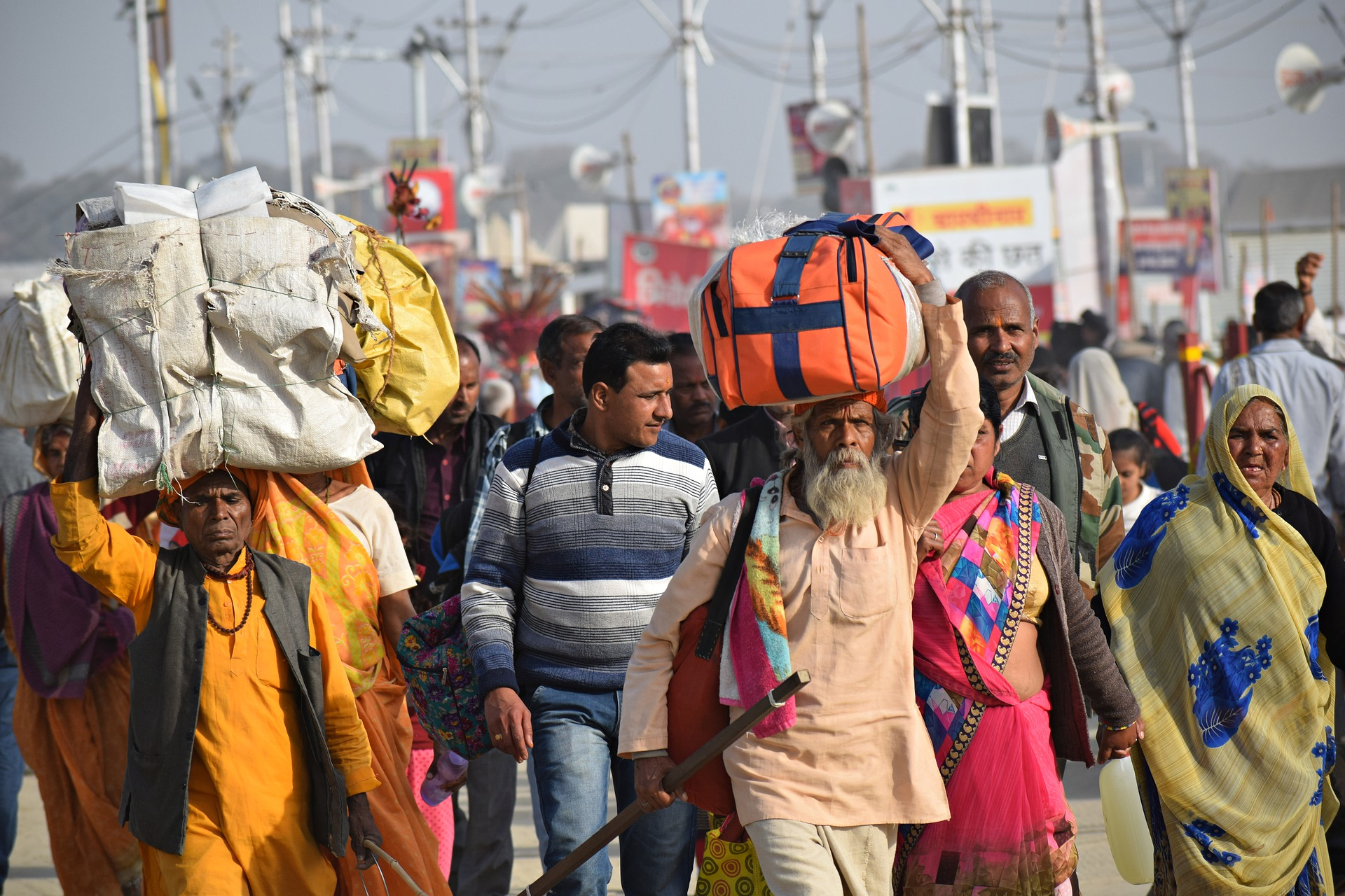 Unemployment rate declines sharply as India exits lockdown