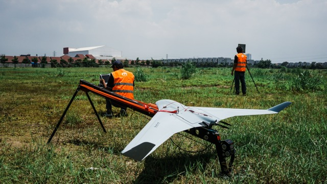 Japan's Terra Drone Sets Up in Malaysia