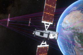 O3b mPOWER constellation over EMEA